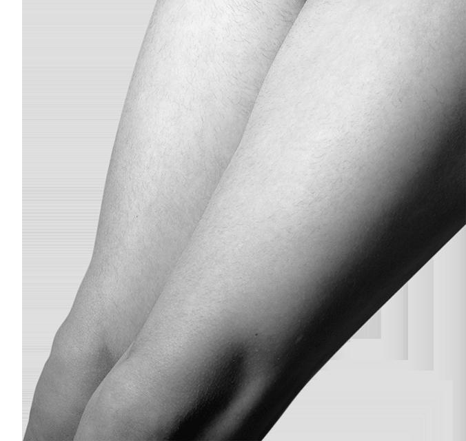 brazos y piernas