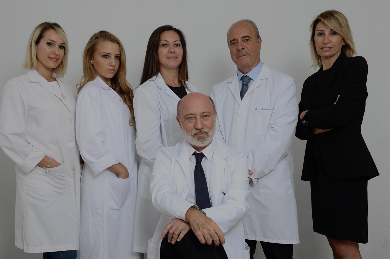 equipo de trabajo clinica dr mallent